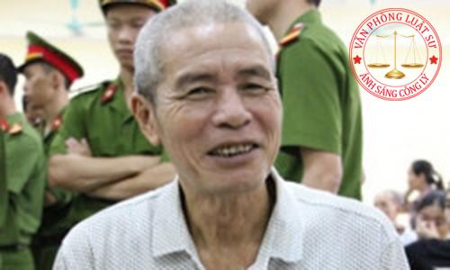 Bị cáo Uông Nhật Được - yêu râu xanh 68 tuổi
