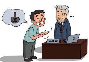 Phối hợp với Bộ Tư pháp trong việc quản lý nhà nước về luật sư và hành nghề luật sư