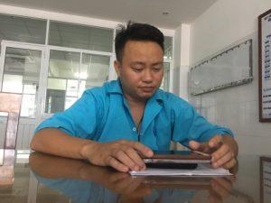 Anh Đặng Ngọc Vạn mong muốn cơ quan chức năng TP Đà Nẵng sớm tìm ra nguyên nhân cái chết của vợ con mình