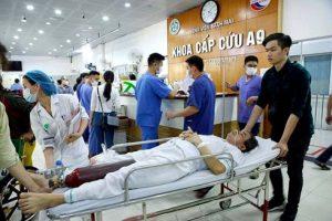 """Hàng ngàn người nhập viện vì """"ẩu đả"""",hàng vạn người cấp cứu vì TNGT sau kỳ nghĩ Tết"""