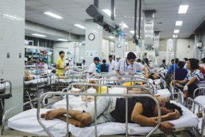 Tai nạn do pháo nổ tăng cao so với Tết Mậu Tuất 2018