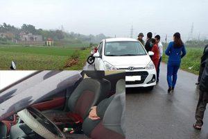 Nạn nhân được xác định là chị N.T.T. (SN 1988) trú tại huyện Tam Nông, hiện đang làm nghề lái xe taxi.