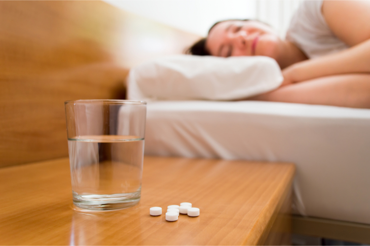 Thuốc ngủ là loại thuốc tác động lên hệ thần kinh trung ương
