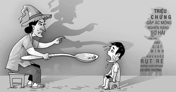 Bạo hành trẻ em đã được quy định trong Luật pháp Việt Nam
