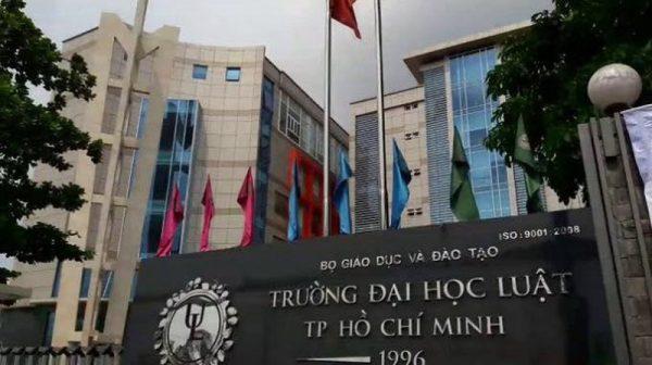 Trường ĐH Luật TP.HCM công bố đề án tuyển sinh năm 2020